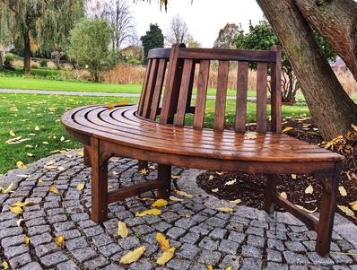 Gartenbank Holz Und Massivholz